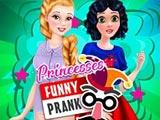 Пранк от принцесс Диснея