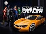 Машины супергероев