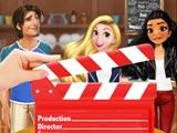 Принцессы Диснея снимают кино