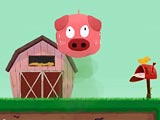 Пукающая свинка