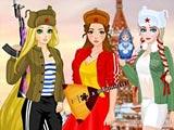 Принцессы Диснея русские хулиганы