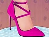 Эльза дизайнер туфель на высоком каблуке