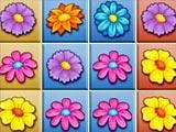 Три в ряд: Весенние цветы