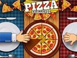 Пицца вызов