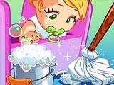 Уборка в детском доме