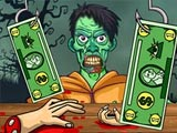 Безрукий миллионер: Еда зомби