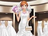 Свадебные покупки Анны