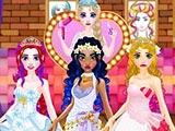 Свадебный парикмахер для принцесс
