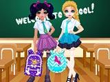 Школьная мода: Конкурс рюкзаков