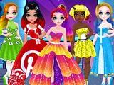 Принцессы: Модные социальные сети