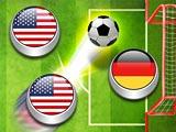 Футбол пальцем 2020