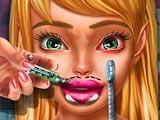 Пикси увеличивает губы