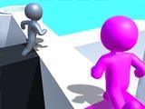 Красочный бег 3Д