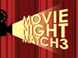 Три в ряд: Ночь кино