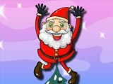 Санта Клаус: Прыжки-приключения