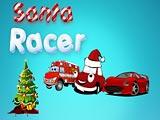 Санта гонщик
