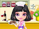 Малышка Хелен: Кухонный стиль