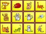Найди отличия с кошками