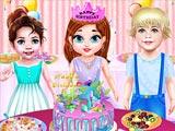 День рождения малышки Тейлор