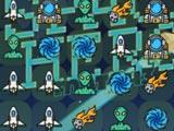 Три в ряд: Космический герой