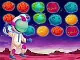 Стрелок планетными пузырями