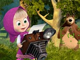 Маша и Медведь: Мини игры