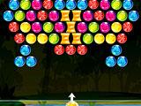 Стрелок пузырями конфетами