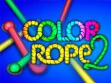 Цветная веревка 2