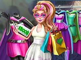Покупки Супер Барби