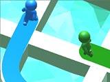 Бег красок 3Д
