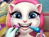 Анжела у стоматолага