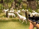 Сумасшедший охотник на коз