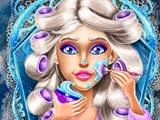 Снежная Королева: Реальный макияж