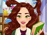 Прически Оливии