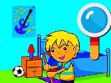Детская комната: Найди отличия
