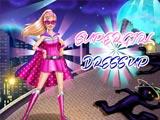 Одевалка Супер Барби