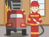 Три в ряд: Пожарные