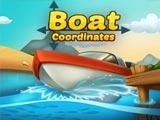Координаты лодок