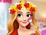 Цветочная корона принцессы
