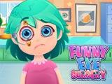 Забавная хирургия глаз