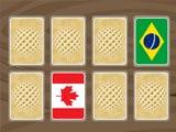 Тренируем память: Флаги мира
