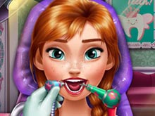 Анна у стоматолога