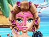 Реальный макияж на Мальдивах