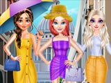 Летняя мода принцесс
