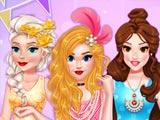Ослепительный дизайн платья принцессы