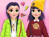 История принцессы блогера