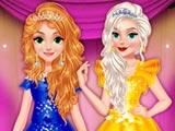 Дизайн платья принцессы-балерины