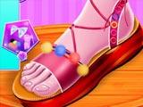 Дизайн модных платформ для принцесс