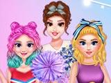 Образ принцессы чирлидерши
