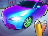 Раскрась мою машину 3Д
